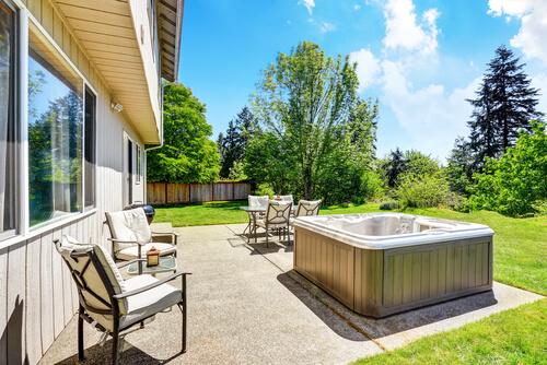 Hot Tub Removal in Everett, Seattle, Marysville